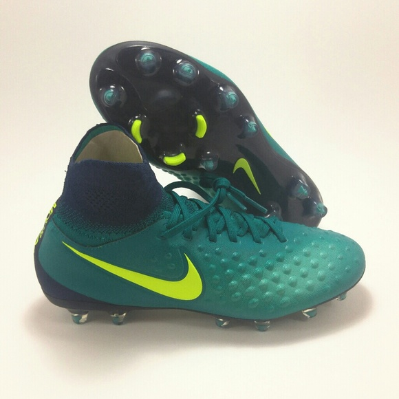 low priced bcf1f eccc0 Nike Jr Magista Obra II FG Youth Soccer Cleats